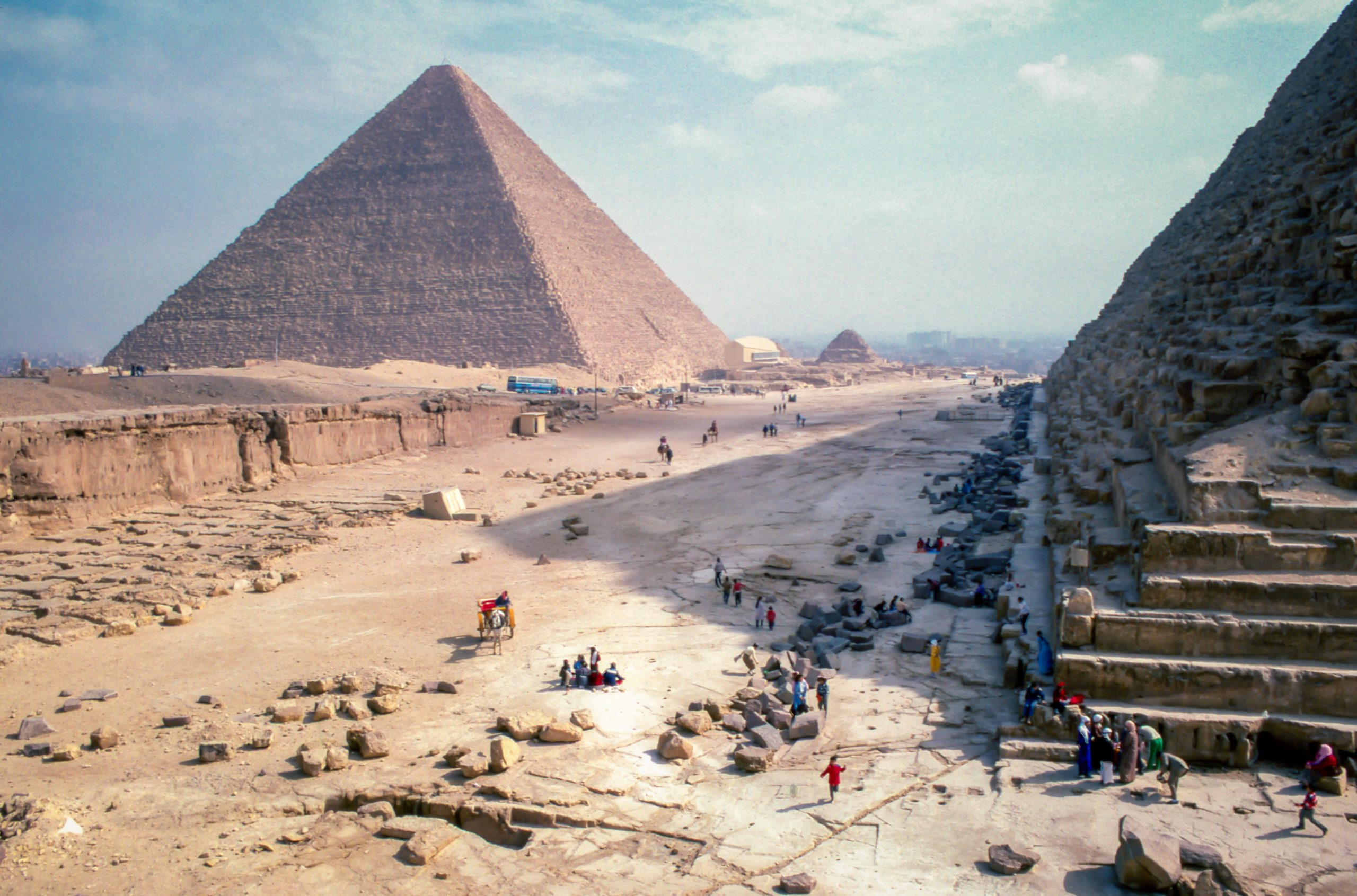 The Great Sphynx Of Giza And Some Fascinating Facts
